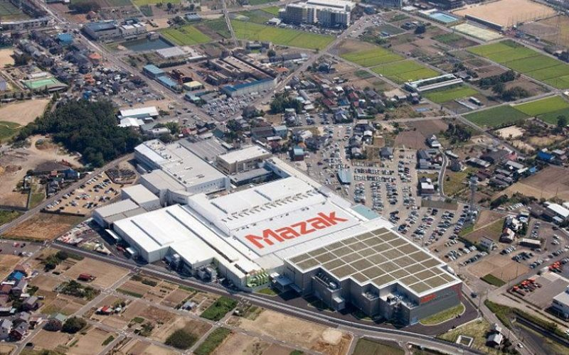 Mazak launches next generation iSMART Factory concept