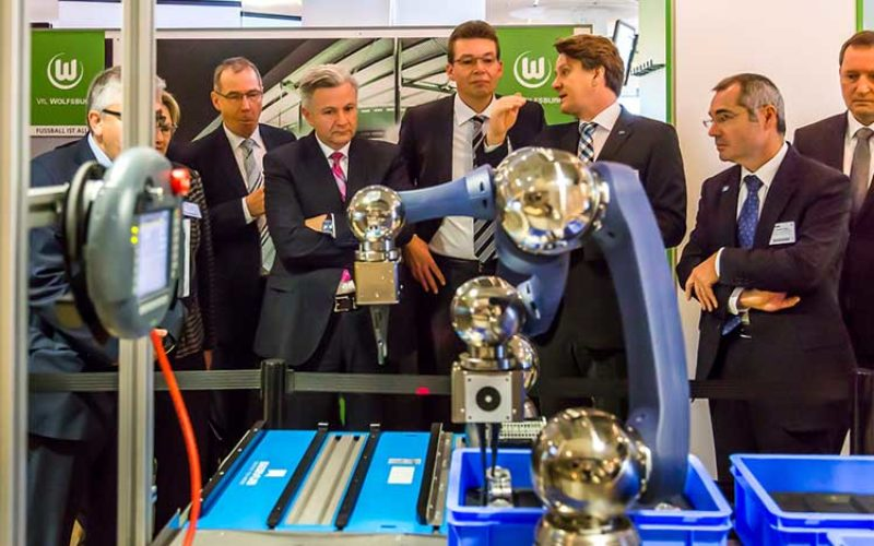 "Volkswagen picks SCHUNK as one of its ""Nominated Suppliers"""