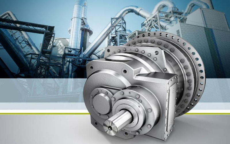 New series of planetary gear units by Siemens at Hannover Messe 2015