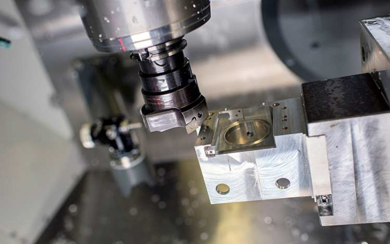 Haas makes five-axis machining affordable