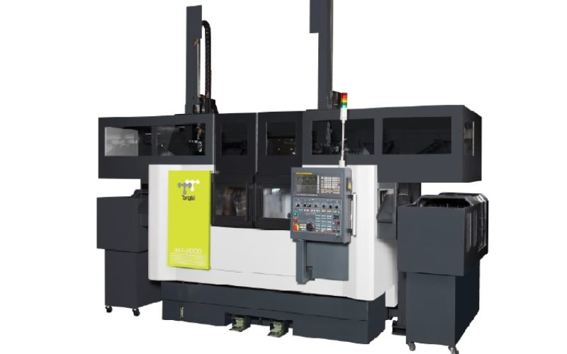 New MT Series Lathes from Tongtai Triples is now equipped with more features