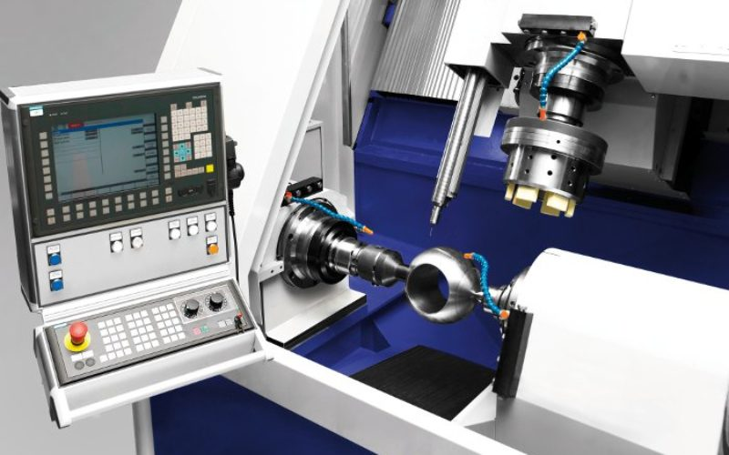 DANOBAT reinforces its specialization with BGM machines for grinding ball valves