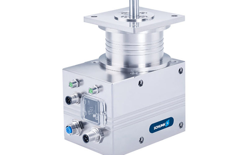 SCHUNK expands its mechatronic product line, integrated intelligence