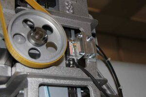 TONiC optical encoder and RTLC FASTRACK scale mounted on each CMM axis.