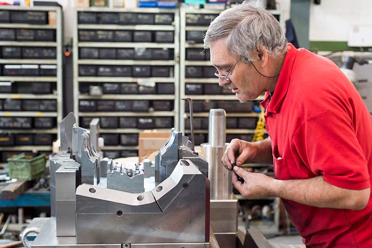 """Our experience with the Haas machine is very good,"" states owner, Mr. Sanjuan. ""It's among the best machines in our workshop, and helps us hold tolerances in the region of 0.01-0.02 mm!"""