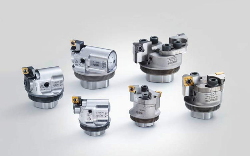 Seco introduces rough and fine boring heads