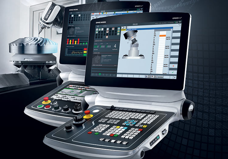 DMG MORI technology cycles Software solutions to make complex machining processes an effortless reality