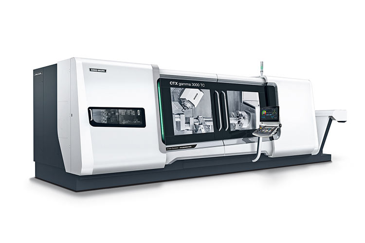 World première: DMU 160 P duoBLOCK® 4th Generation with 30 % higher precision, power and efficiency