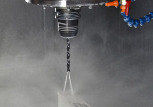 Dormer's R459 drill is suited to machining a variety of materials, including stainless steel.