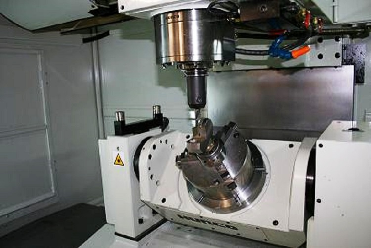 Hurco Helps BAW Hit Niche Markets with its 5-axis CNC