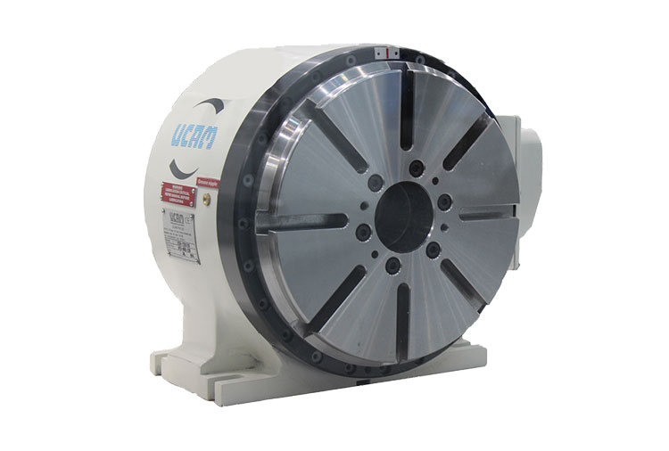 Ucam To Showcase High Tech Rotary Table At Upcoming Imtex 2015