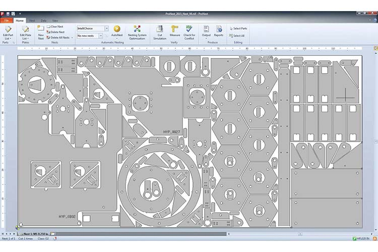 CAM Nesting Software for Modern Manufacturing – MFG Tech Update