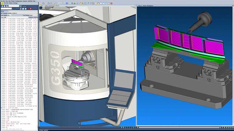 CGTech to show VERICUT CNC Machine Simulation software at