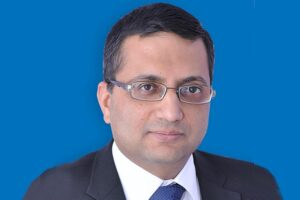 Sameer Gandhi, MD, OMRON Automation India