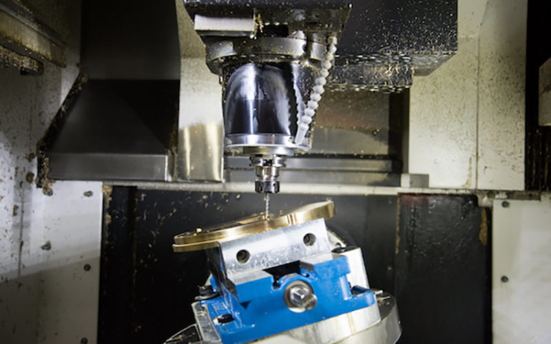 Five-axis machine from MAZAK produces medical parts without wasted capabilities