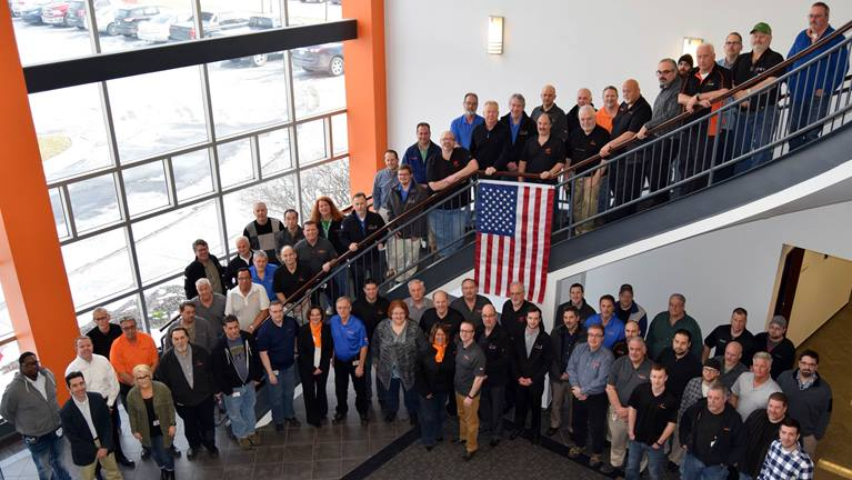 Kuka Systems As Gm Supplier Of The Year 2016 Mfg Tech Update