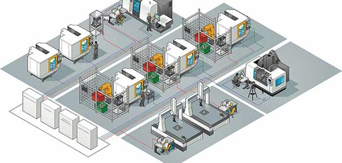 Renishaw smart manufacturing solutions take centre stage at EMO Hannover 2017